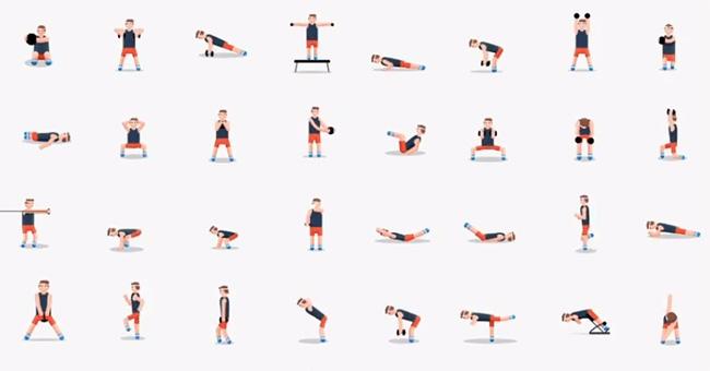 48 exercices pour perdre du poids gagner du muscle for Exercice piscine pour maigrir