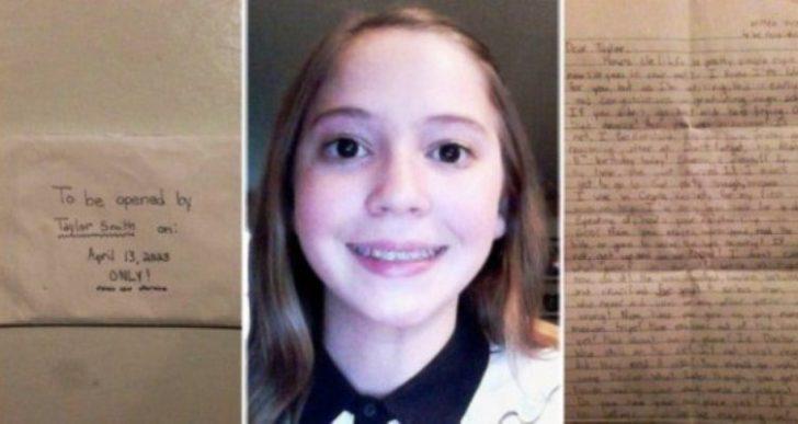 cette jeune fille de 12 ans est morte il y a un mois la. Black Bedroom Furniture Sets. Home Design Ideas