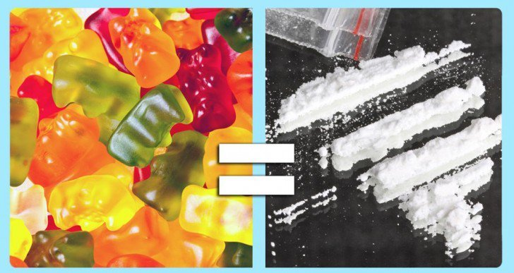 Très urgent nouvelle drogue circule sous forme de bonbons…Soyez vigilants avec vos enfants !