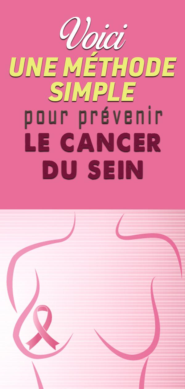 Comment prévenir le cancer du sein grâce à une détoxification des aisselles
