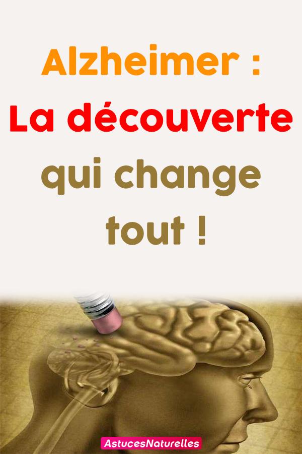 Alzheimer : La découverte qui change tout !