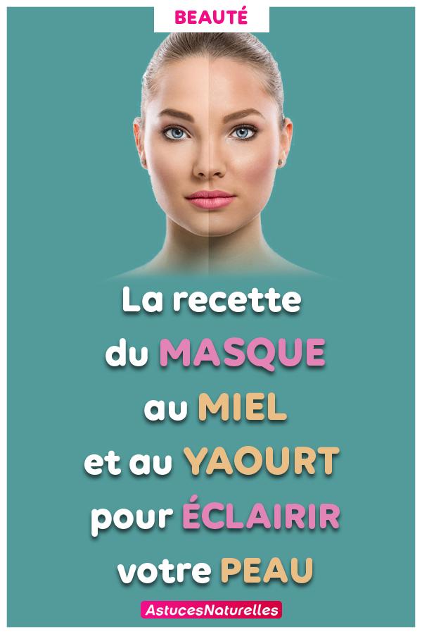 Réveillez-vous belle, comme une princesse : Une recette d'un masque de nuit pour éclaircir votre peau à merveille !