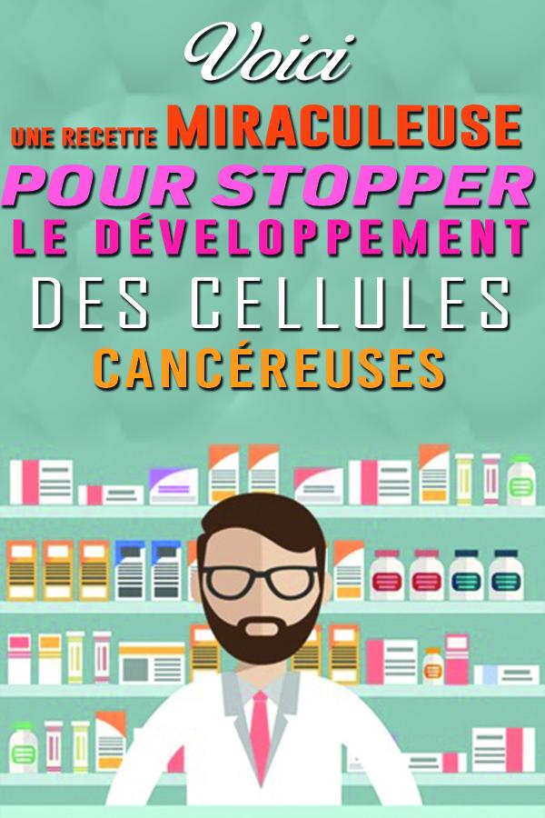 L'industrie pharmaceutique ne veut pas que vous sachiez l'existence de cette recette miraculeuse !