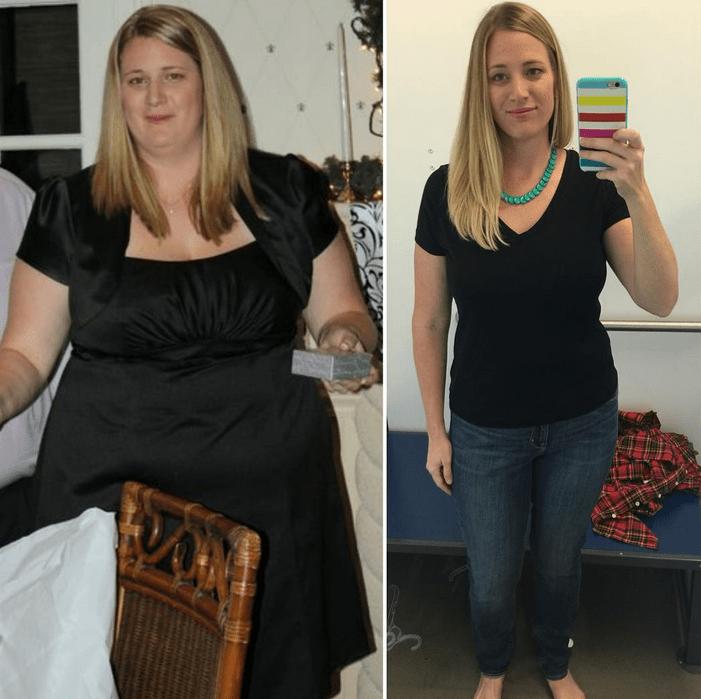 Voici comment perdre 20 kg en 4 mois avec ce programme surprenant…Une courageuse femme l'a fait !