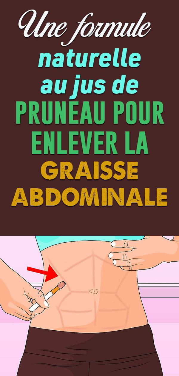 Graisse abdominale : Chaque jour, buvez CECI à 8 heures du Matin…Une formule spécialement conçue pour le ventre !