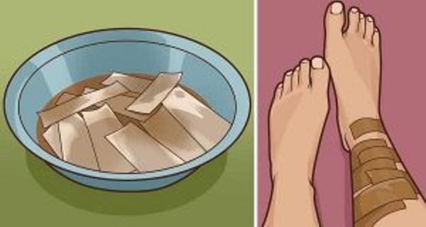 Prenez du papier, trempez-le dans du vinaigre de cidre et…Vous en ferez une habitude quotidienne !