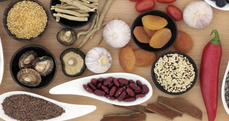 4 super aliments que vous devez inclure dans votre r gime - Cuisine vivante pour une sante optimale ...