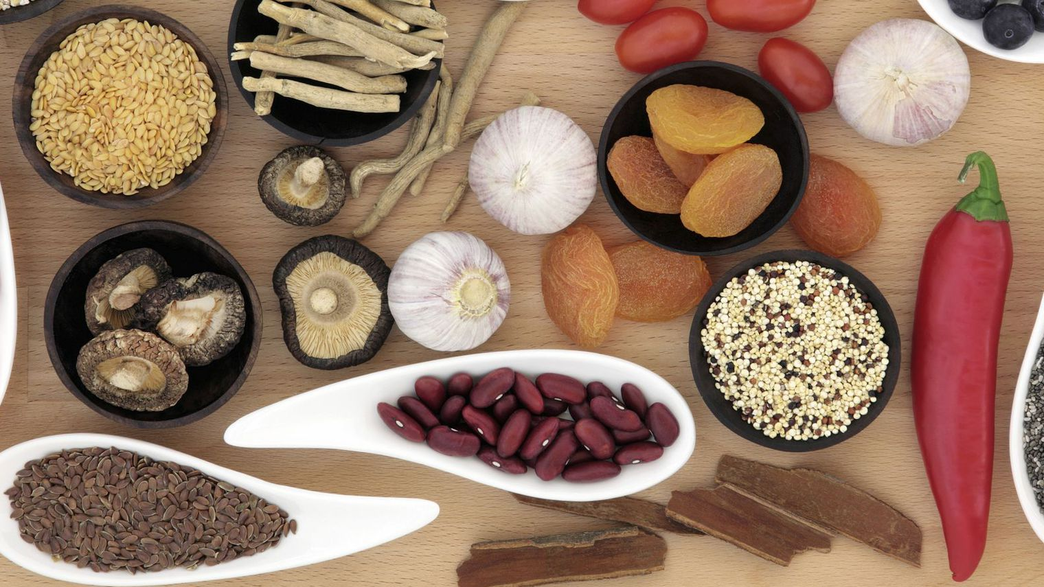 4 Super-Aliments que vous devez inclure dans votre régime alimentaire pour une santé sans faille …