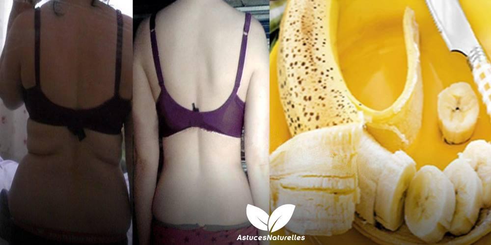 Une diète Japonaise matinale : Perdez 2 cm de votre tour de taille en prenant des bananes chaque Matin !! (Recette + Mode d'emploi)