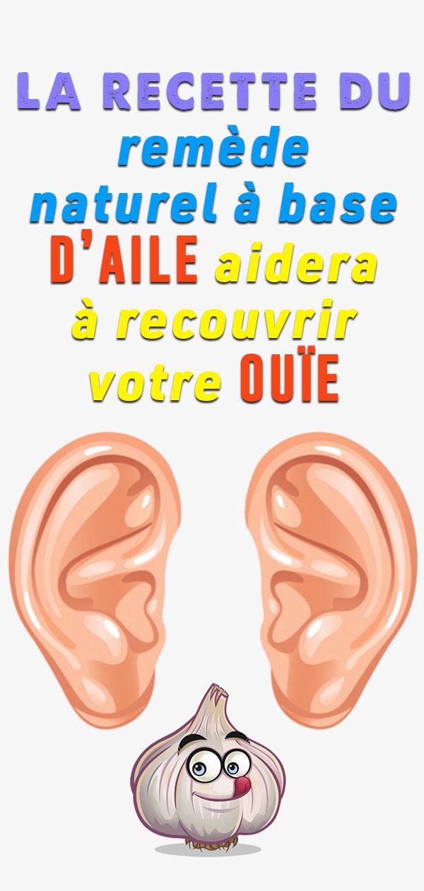 Quelques gouttes de ceci dans vos oreilles et 60% de votre audition sera récupérée … Même les personnes âgées sont surprises par ce remède naturel !