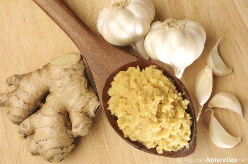 Cette soupe au gingembre et à l'ail délicieuse combat activement la grippe, rhume et l'infections du sinus ! (RECETTE)
