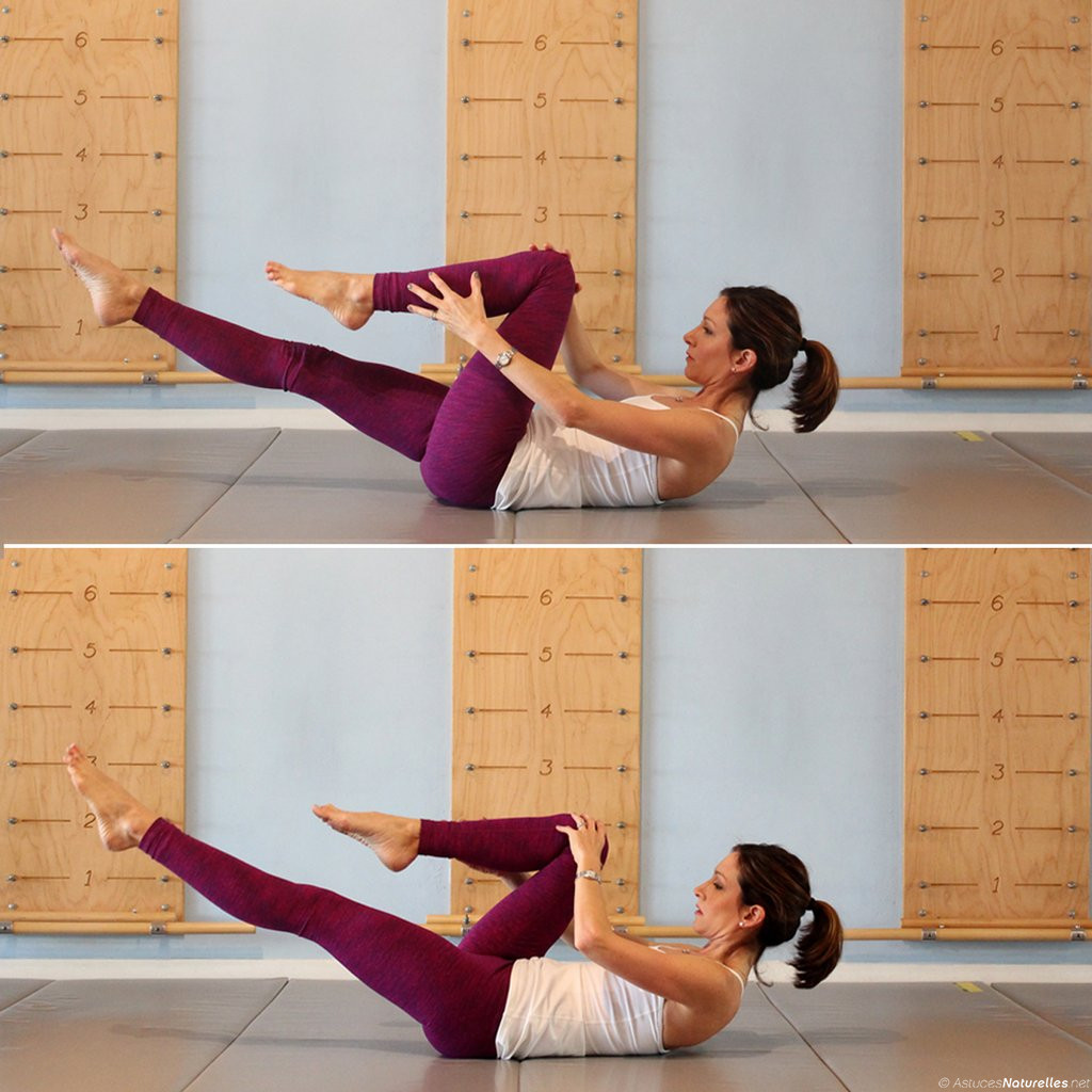 single-leg-stretch