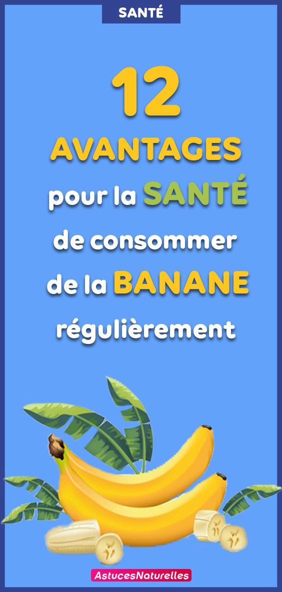Si vous êtes amateur de banane, lisez ces 12 faits choquants (le n ° 6 est très important à savoir !)