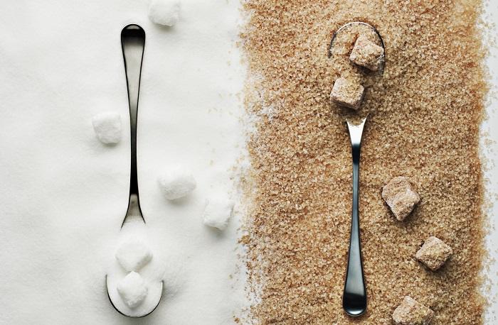 Sucre blanc ou sucre brun, lequel est mieux pour votre santé?