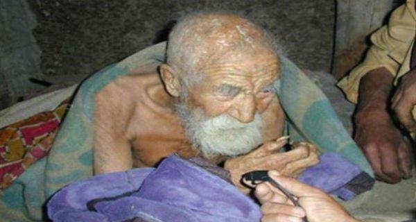 Cet homme a 179 ans : «peut-être l'ange de la mort m'a oublié» dit-il…