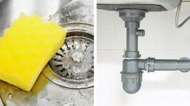 Une astuce simple pour éliminer les mauvaises odeurs des canalisations de manière naturelle