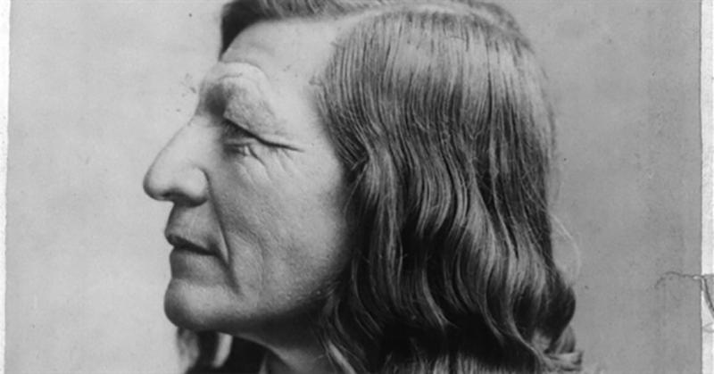 10 citations d'un chef amérindien des Sioux d'Oglala Lakota, qui font réfléchir sur la société dans laquelle nous vivons.