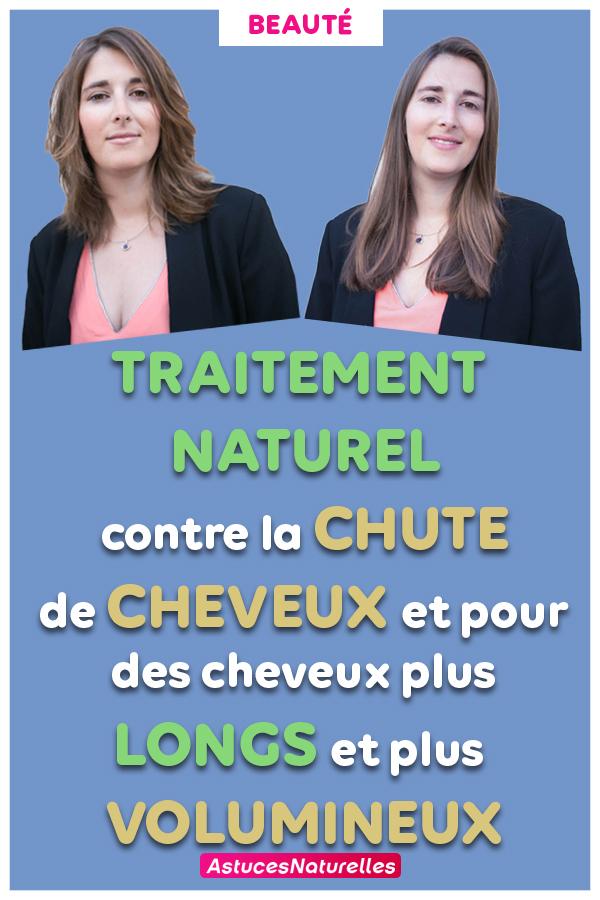 Découvrez un traitement naturel puissant pour des cheveux plus longs et plus volumineux !