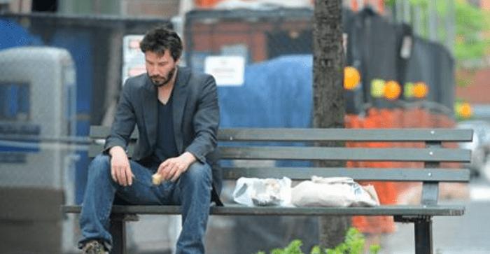 La vie tragique, déchirante et révoltante de Keanu Reeves…malgré tout un homme bon, gentil et généreux !