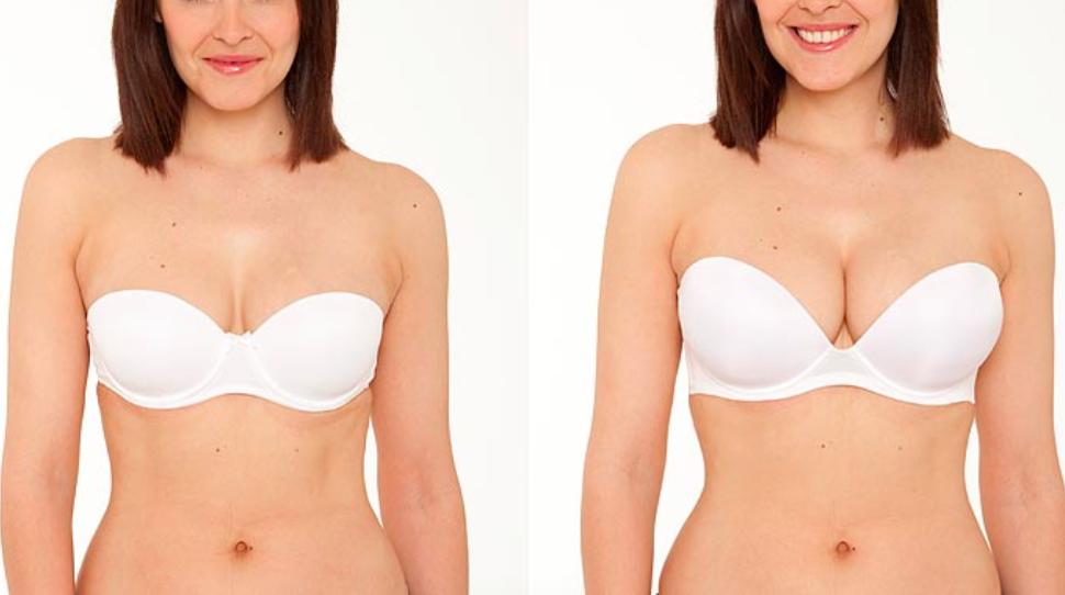 6 astuces naturelles pour grossir votre poitrine et la rendre plus attrayante !