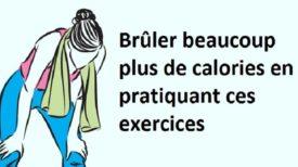 10 minutes de ces exercices peuvent brûler plus de calories que 30 minutes de jogging.