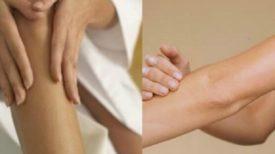 Voici les meilleures façons de se débarrasser de la noirceur des genoux et des coudes!