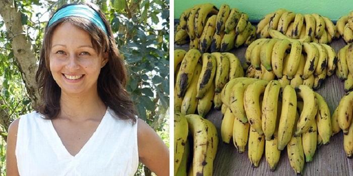 Elle n'a mangé que des bananes pendant 12 jours, voici ce qui lui est arrivé !