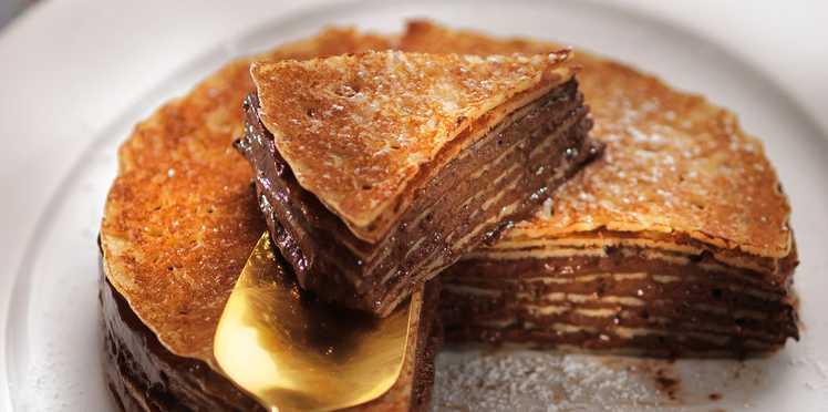 gateau-de-crepes-au-chocolat