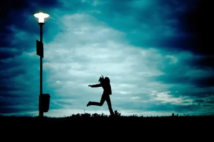 Votre bonheur dépend de vous et de personne d'autre !