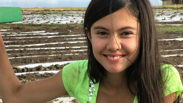 Comment une jeune fille de 12 ans pourrait contribuer à mettre fin à l'interdiction du cannabis en aux Etats-Unis