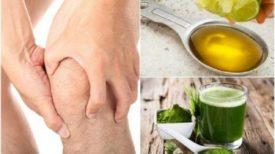 Réduisez l'acide urique en utilisant ces ingrédients naturels