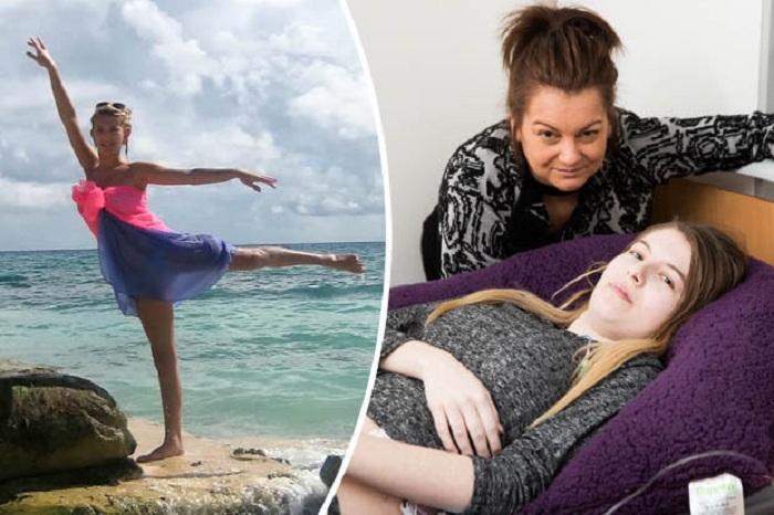 La vie d'une adolescente est ruinée pour toujours après une dangereuse et inefficace vaccination contre le HPV…