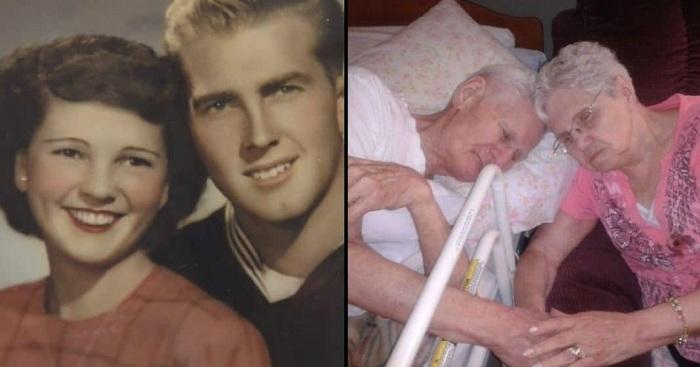L'homme et sa femme, mariés depuis 67 ans, perdent la vie le même jour en se tenant par la main, quel exemple de vie harmonieuse!