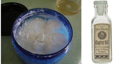 Le bicarbonate de soude et l'huile de ricin, un remède naturel impressionnant qui peut traiter plus de 24 problèmes de santé à lui seul !