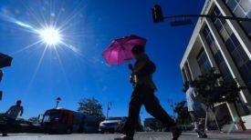 2017 « probablement » dans le record des 3  années les plus chaudes jamais enregistrées !