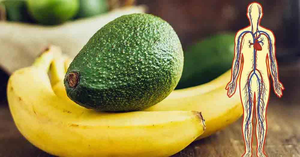 Les bananes et les avocats peuvent prévenir les maladies cardiaques !
