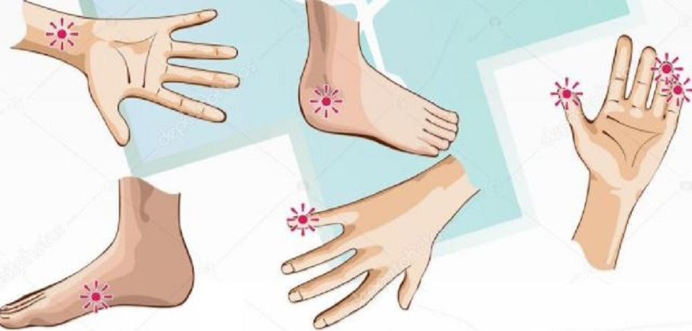 Acupuncture : Appuyez sur ces 4 points de votre corps pour soulager de multiples douleurs corporelles !