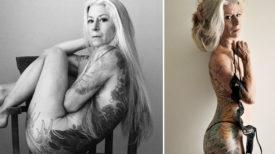 Cette femme de 57 ans prouve qu'on peut être sexy peu importe notre âge