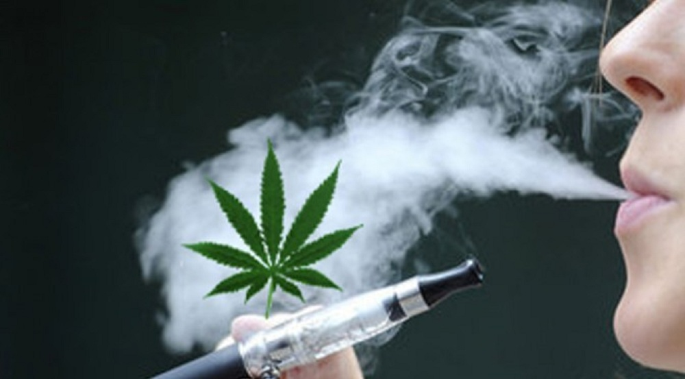 Le ministère de la santé légalise le joint (cannabis) électronique !