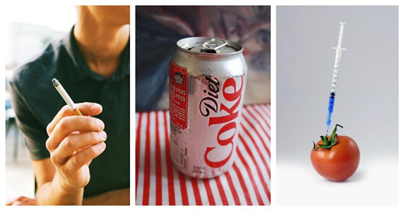 Cigarettes, Soda, OGM: Lequel de ces 3 produits est plus susceptible de causer le cancer ?