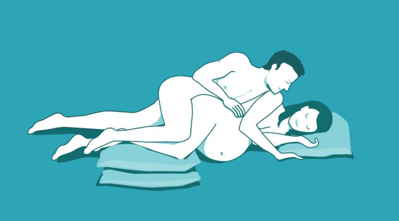 Pourquoi les femmes enceintes doivent avoir des rapports sexuels tous les jours…