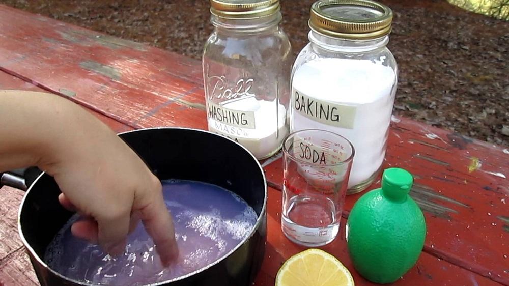 Comment fabriquer votre propre liquide de vaisselle !
