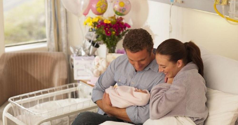 Après 8 fausses couches, elle donne naissance à son premier enfant le soir du nouvel an.
