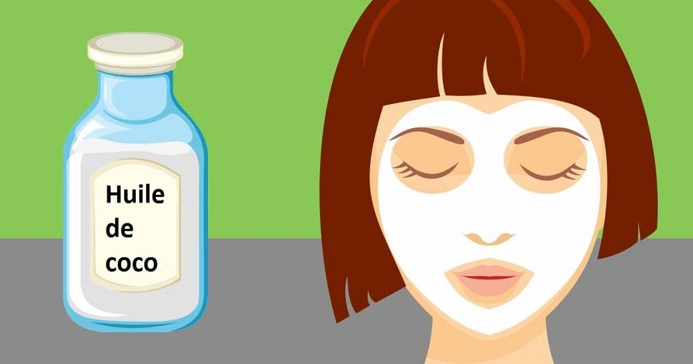 10 utilisations surprenantes de l'huile de coco qui vous feront paraitre plus jeune que votre âge !