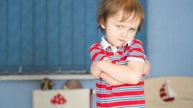 Une étude démontre que tous les enfants se comportent plus mal avec leur maman qu'avec les autres!