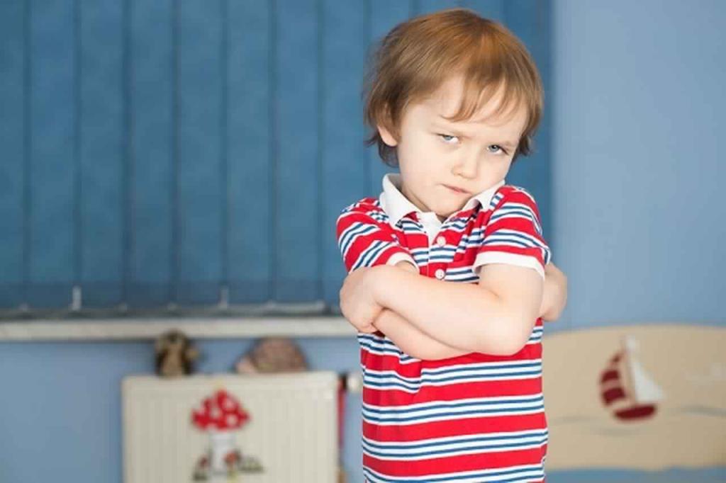 Pourquoi les enfants se comportent plus mal en présence de leurs mères…