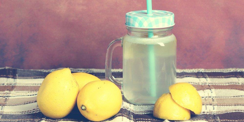Le citron, l'allié numéro de 1 de la détoxication de l'organisme et de la perte de poids !