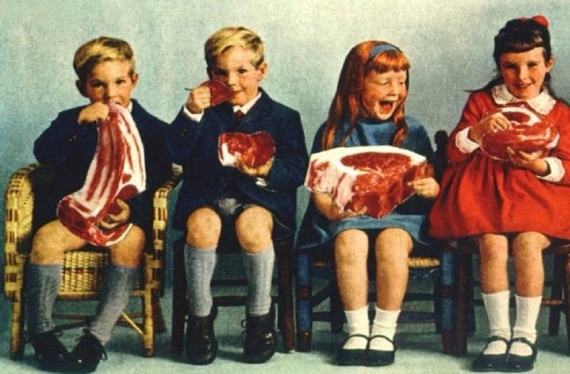 Nous n'avons pas besoin de viande, nous sommes juste accros à sa consommation!