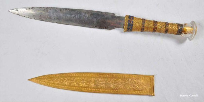 Les armes et les outils en fer de l'âge de Bronze sont d'une origine extraterrestre !