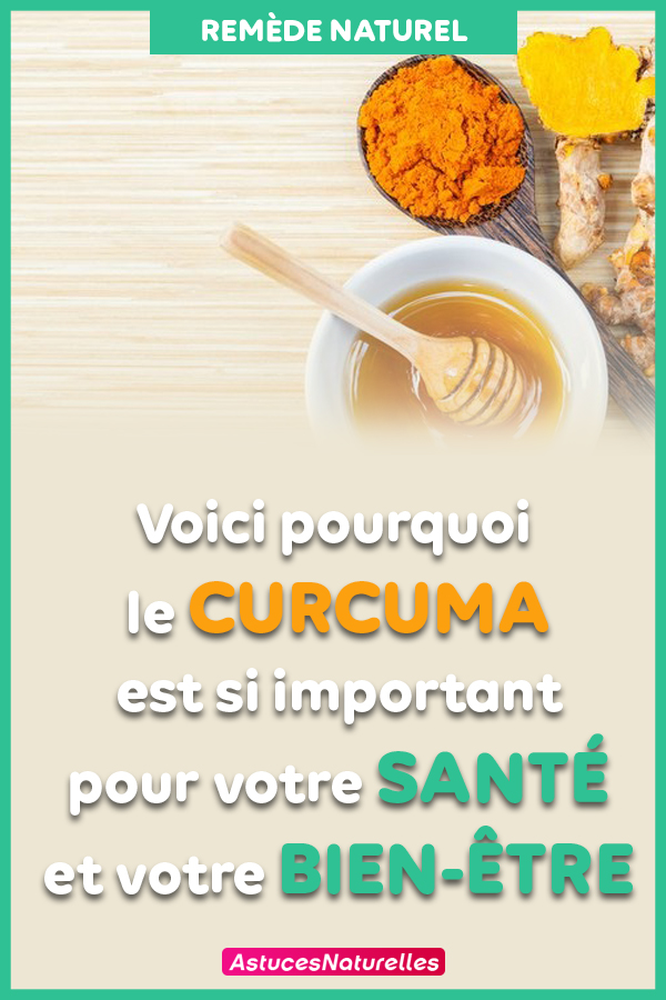Mélange de miel avec du curcuma : l'antibiotique le plus puissant que même les médecins ne parviennent pas à expliquer !